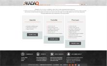 Kadaq - Optimisation Web